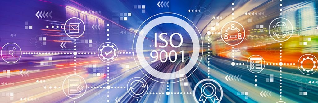 ISO 9001 quality control